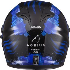 Casca Moto Integrala Agrius Rage SV CLAW – Albastru