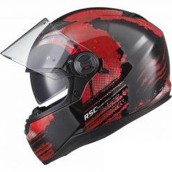 Casca Moto Integrala Agrius Rage SV CLAW - Rosu