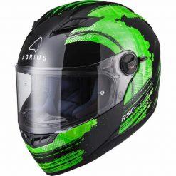 Casca Moto Integrala Agrius Rage SV CLAW – Verde
