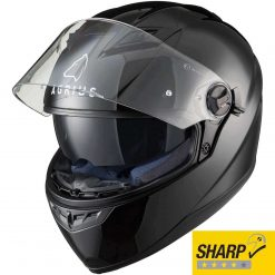 Casca Moto Agrius Rage SV – Negru Lucios