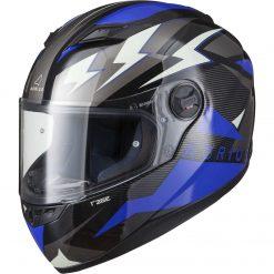 Casca Moto Integrala Agrius Rage Voltage - Albastru