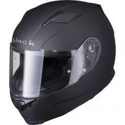 Casca motocicleta Black Apex - casca moto integrala - SmartMoto.ro