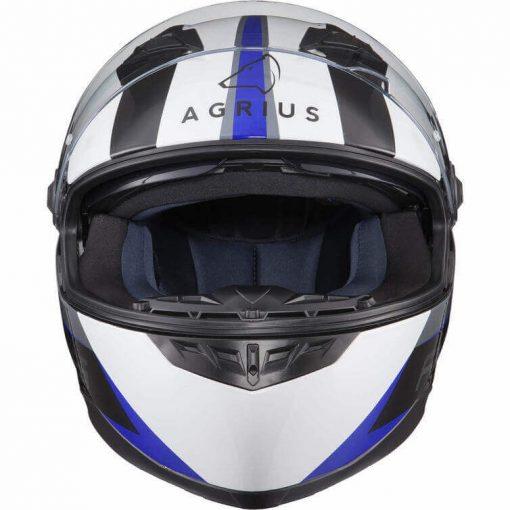 Casca full face - Agrius Recon - Albastru