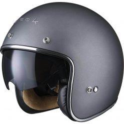 Casca motoCasca moto open face Black Classic open face Black Classic